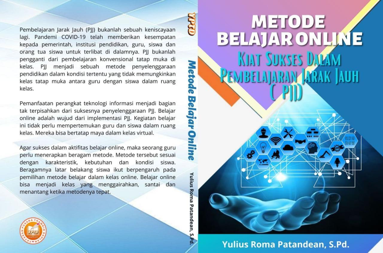Buku Metode belajar Online
