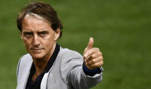Mancini (Foto Getty Images)